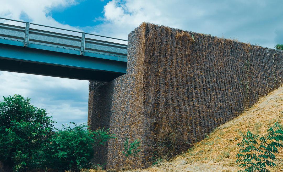Culées de pont